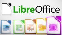 LibreOffice - open Office suite